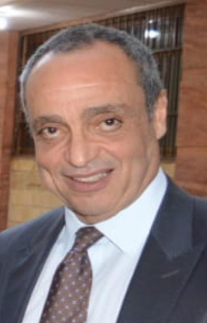Prof. Ehab Abdelmanem Wahby